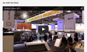 drinktec 2013 Image Video