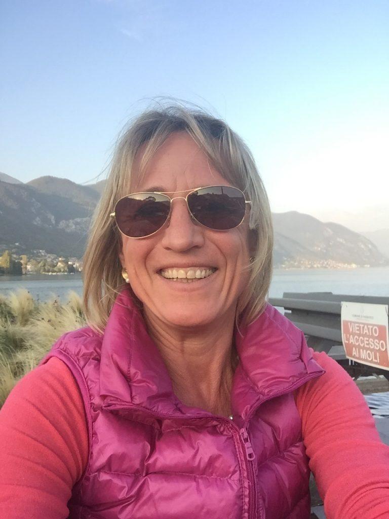 Immer gut gelaunt: drinktec-Projektgruppenleiterin Petra Westphal