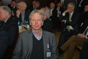 Roland Sossna at the Milk Summit in Berlin
