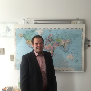 Markus Kosak Project Manager overseas drinktec trade fairs