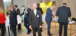 Roland Sossna at the Dairy Congress in Munich