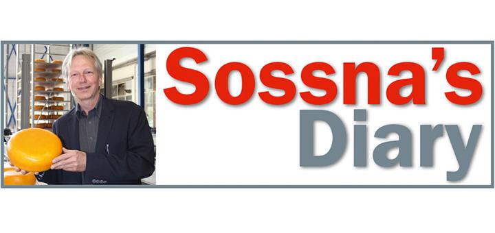Sossna's Diary Logo