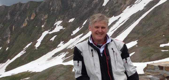 PR-Manager Johannes Manger