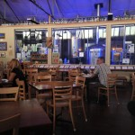 the inside of Lobethal Bierhaus