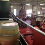 Penfold Weinproduktion