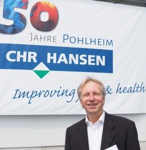 drinktec-Blogger Roland Sossna war bei der 50-Jahres-Feier für ein Fleisch-Kulturenwerk von Chr. Hansen