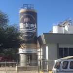 Windhoek Brewery from the outside