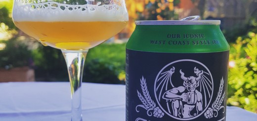 canned beer created by Stone Brewing