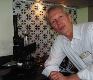 Roland Sossna beim niederländische Startup-Unternehmen Printcheese