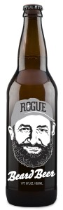 Just one curious beer: Beard Beer of Rogue Brewery