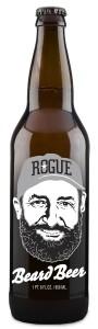 Nur eines der kuriosen Biere aus aller Welt: das Beard Beer von der Rogue Brewery (Photocredit: Rogue Brewery)