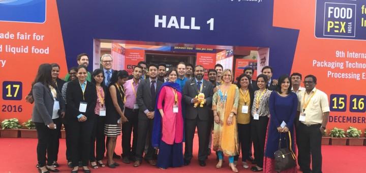 the dti team in India
