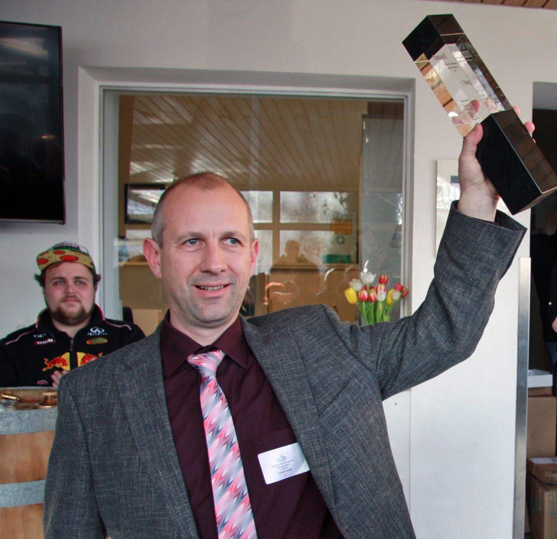 Deutscher Meister der Biersommeliers Frank Lucas