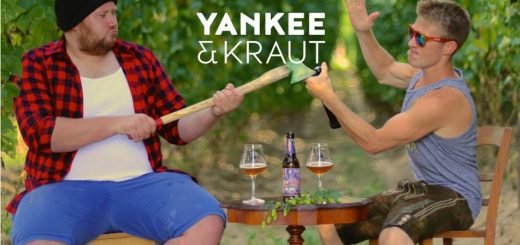 Max Senner (left) and Bryan France from Yankee & Kraut