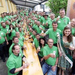 Tasting-Team from European Beer Star 2016