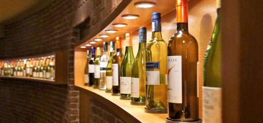 Wein Konsum Handel