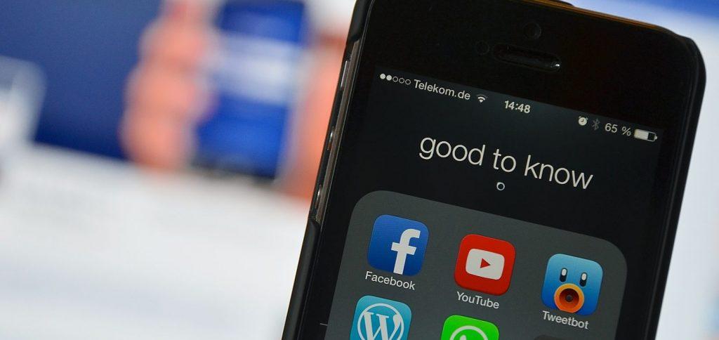 Soziale Netzwerke in der Getränkeindustrie