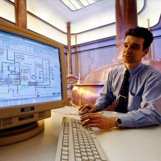 """Der Wettbewerbsdruck internationaler Brauereien verschärft sich immer mehr. Das Zauberwort der Stunde für Prozessoptimierung heißt """"Industrie 4.0""""."""