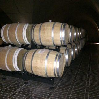 Eichenholzfässer für Barrique-Wein