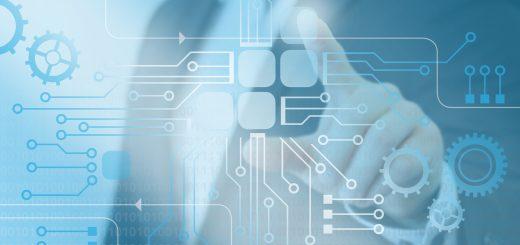 Reale und virtuelle Welt wachsen immer stärker zusammen. In der Industrie wird an einer Vernetzung der Maschinen gearbeitet, um die Industrie 4.0 zu leben.