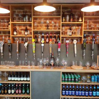 Verschiedene Gläser für verschiedene Biersorten