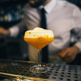 A delicious looking cocktail