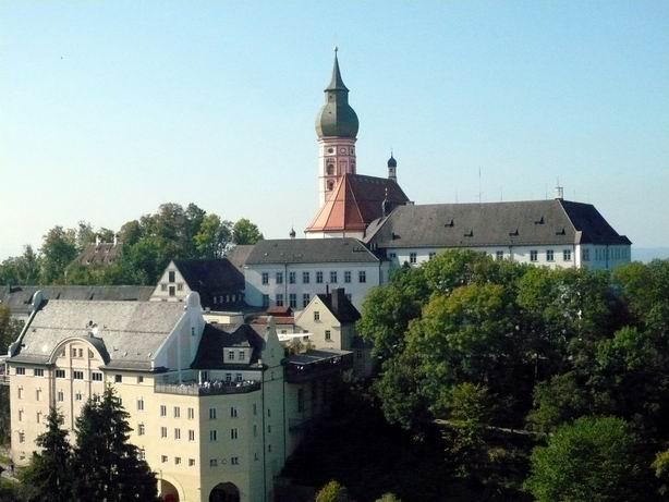 Klosterbrauereien: Kloster Andechs