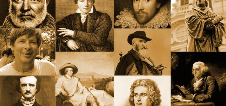 Egal ob Luther, Shakespeare oder Ernest Hemingway: Das Lieblingsgetränk vieler Dichter und Denker war seit jeher das Bier. Ihre 10 besten Zitate!