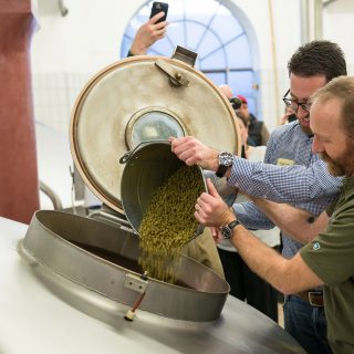 Brewers enjoy global success with collaboration beers