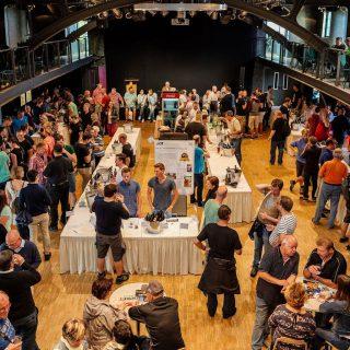 Perfektes Craft Beer Paar: Die Home & Craft und die Deutsche Meisterschaft der Hobbybrauer