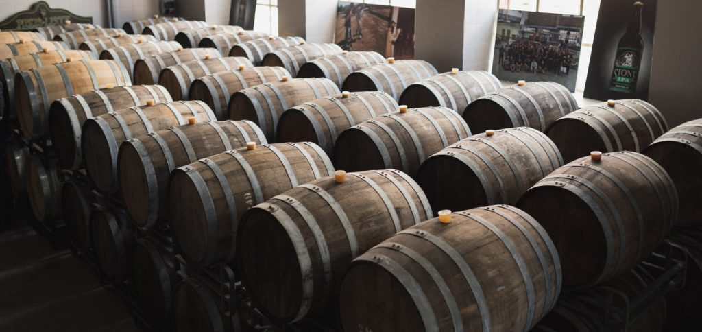 Barrel aging: the global trend in brewing