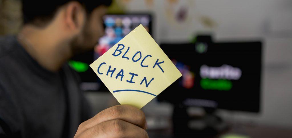 Blockchain auf dem Vormarsch