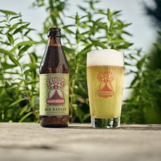Biermischgetränke im Glas