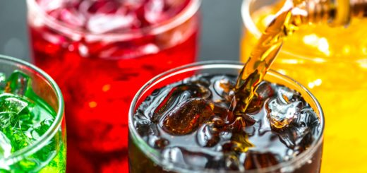 soft drinks without sugar