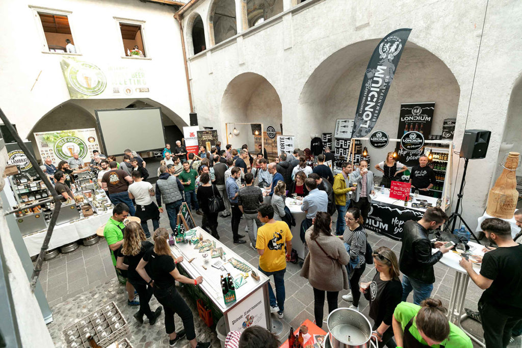 Beer Craft Festival in Bozen: Kreative Sude zum Ausprobieren