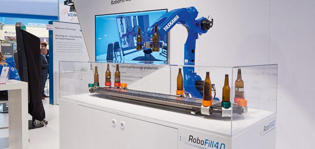 Bottling on Demand - RoboFill