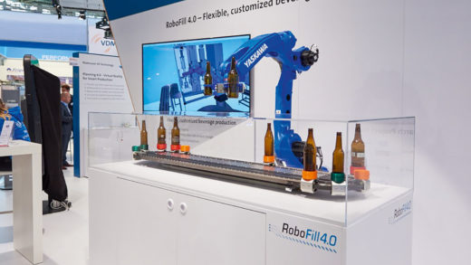 Bottling on Demand - RoboFill