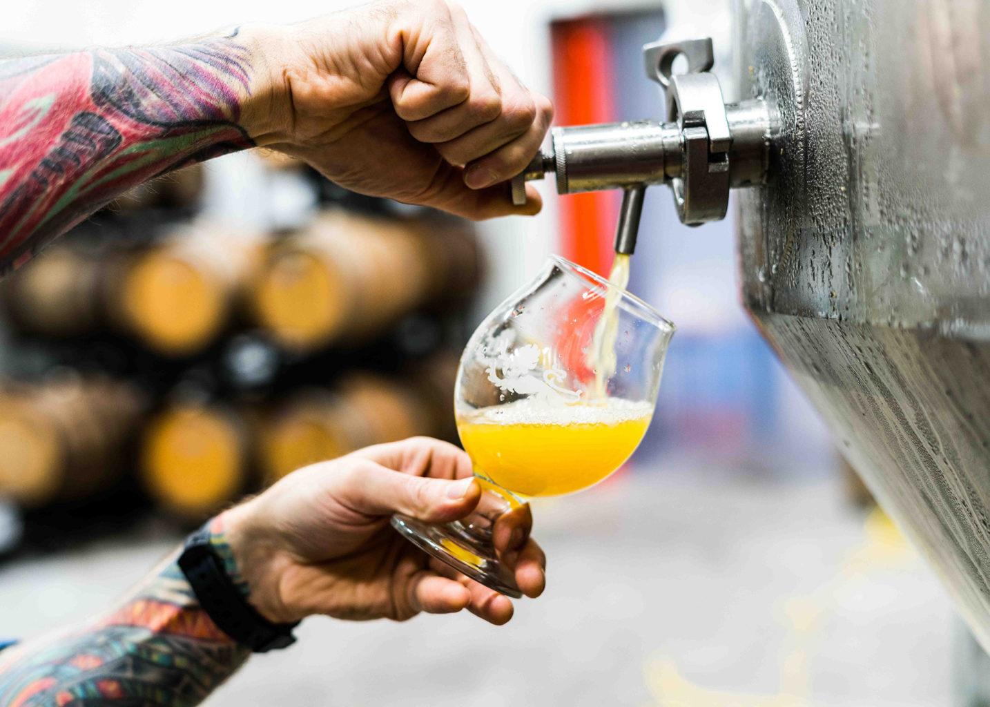 Markenbildung für Brauereien
