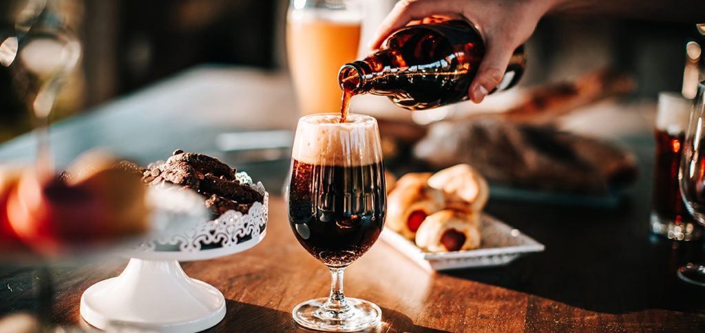 Dark beers and black beers have a large fan base. These specialties are especially popular in eastern and southern Germany.