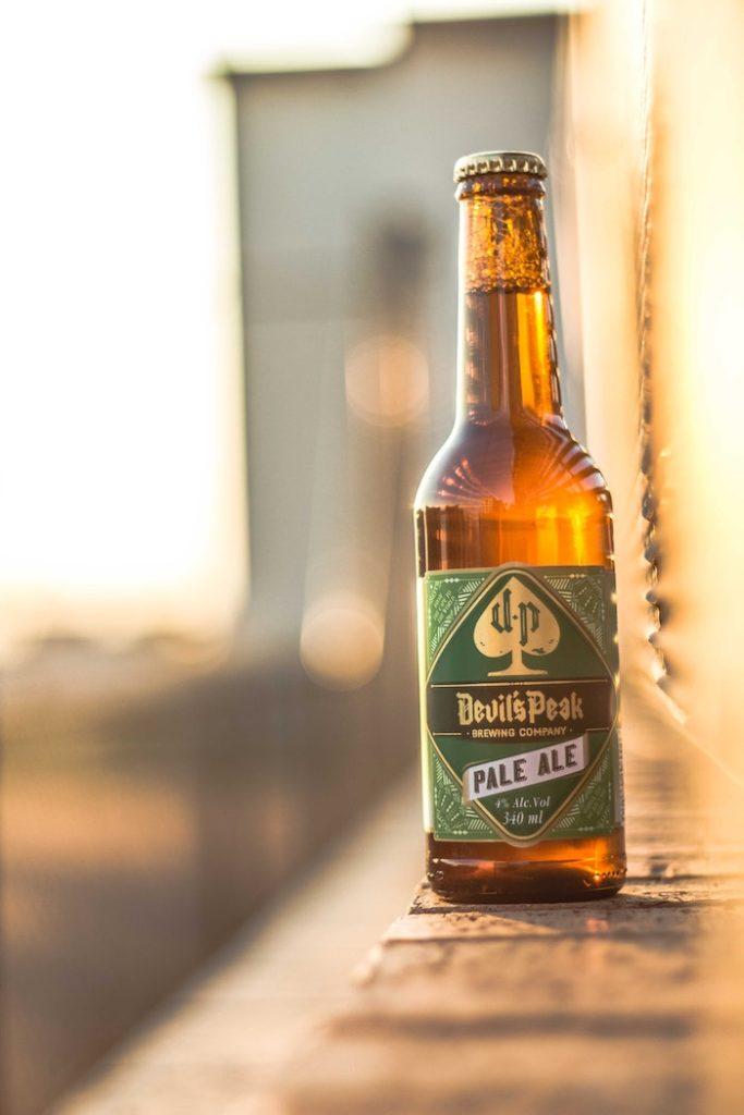 Craft Beer in der Flasche