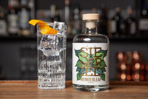 sober curious alkoholfreier Gin