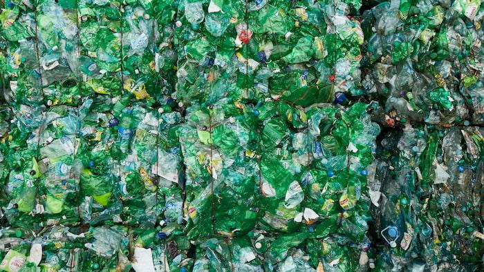 Plastikflaschenmüll reduzieren
