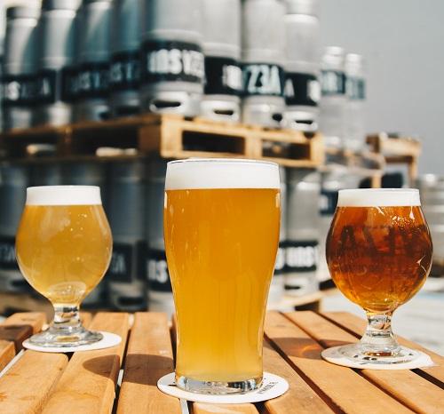Bierabsatz der Brauereien