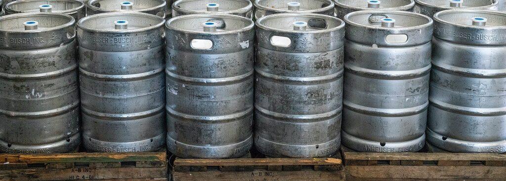 Entwicklung des Bierabsatzes in Deutschland