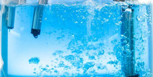 Frischwasseraufbereitung auf der IFAT