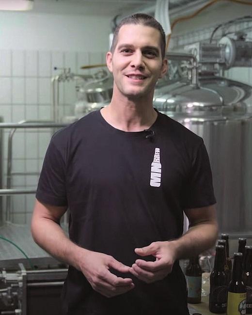 Adrian Minnig from MN Brew