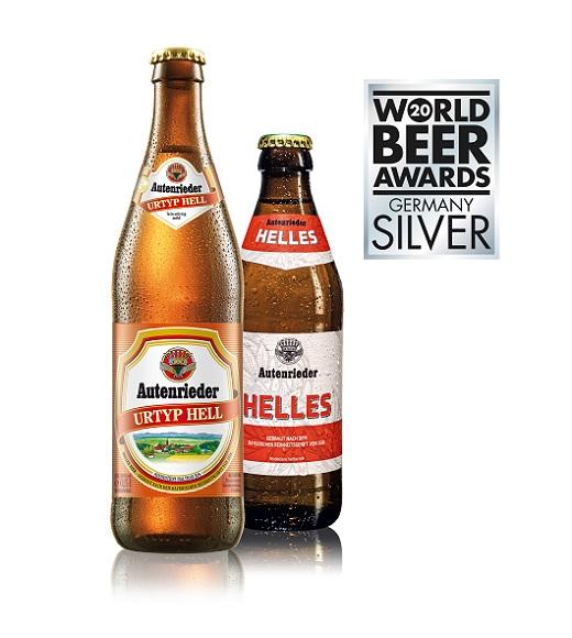 Autenrieder Helles Bier in Flaschen