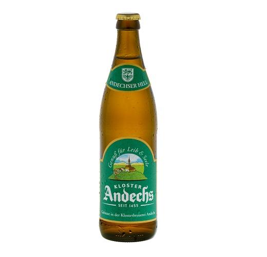 Kloster Andechs Hellbier