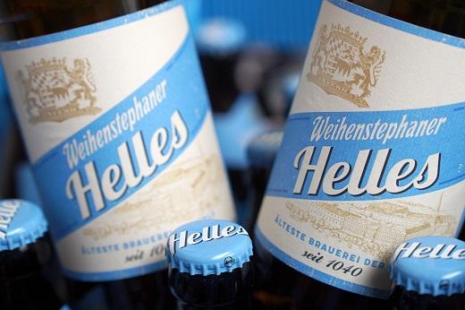 Weihenstephaner Helles