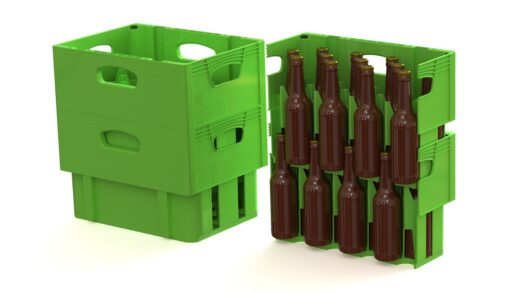 bekuplast Flaschenkästen
